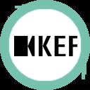 Наушники KEF M200 в подарок